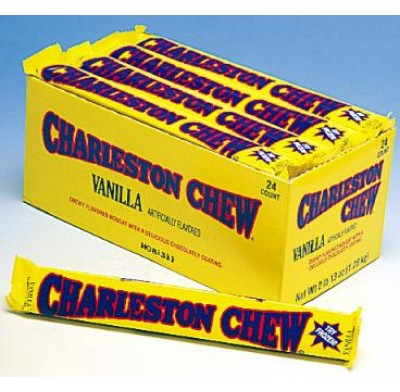 CHARLESTON CHEW BARS VANILLA 24 COUNT