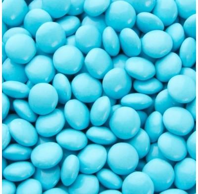 Milk Chocolate Gems 3lb Powder Blue