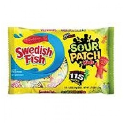 Swedish Fish / Sour Patch Kids Fun Size Assortment