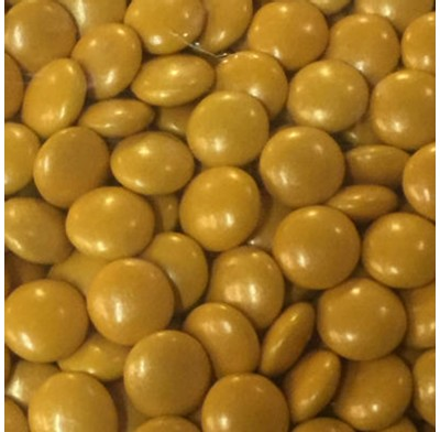 Milk Chocolate Gems 3lb Gold