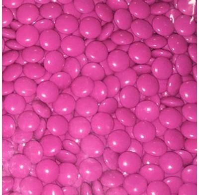 Milk Chocolate Gems 3lb Pink