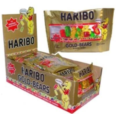 HARIBO GOLD BEARS 2oz BAGS 24ct
