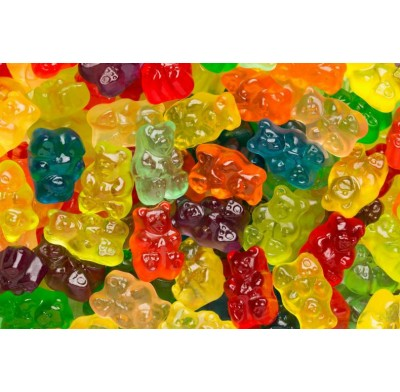 Grab n' Go Gummy Bears 11oz.