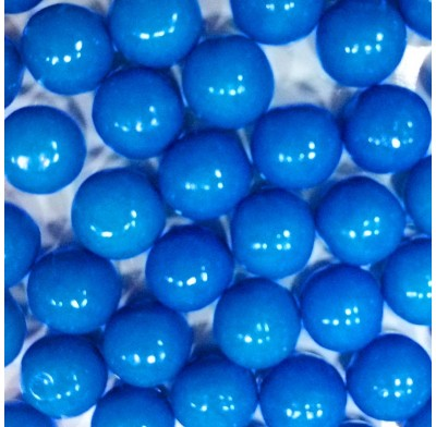 "Gumballs Blue 1/2"" 2lbs."