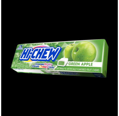 Hi-Chew 10pc Stick Green Apple - 15ct