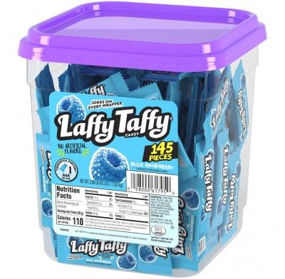 Laffy Taffy Blue Raspberry Jar 145 Count