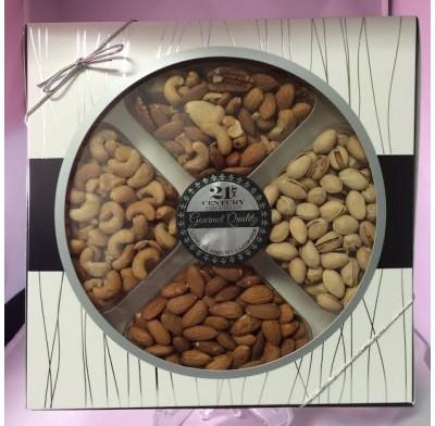 Large Nut Platter 17oz.
