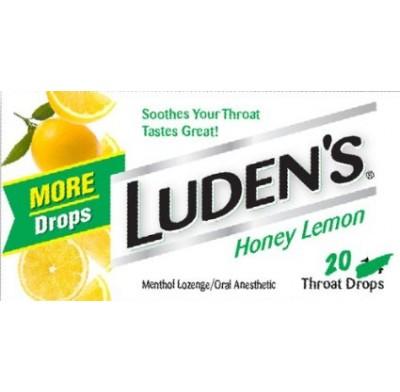 Luden's Honey Lemon
