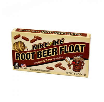 Mike & Ike Root Beer Float 5oz. Movie Theater Box 6ct.