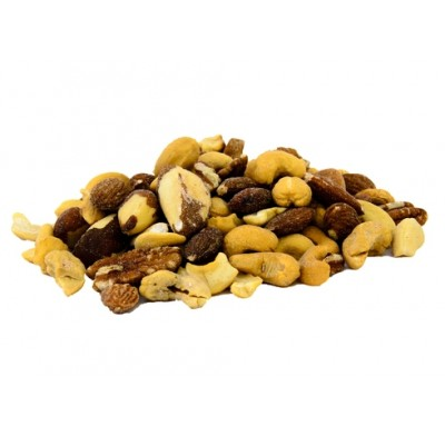 Grab n' Go Mixed Nuts Salted 8oz.