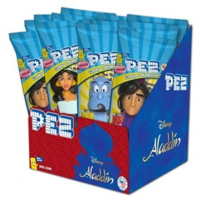 Pez Aladdin 12ct.