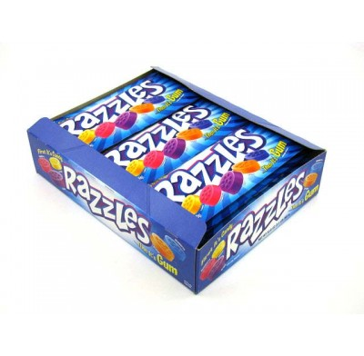 Razzles 24ct. Original