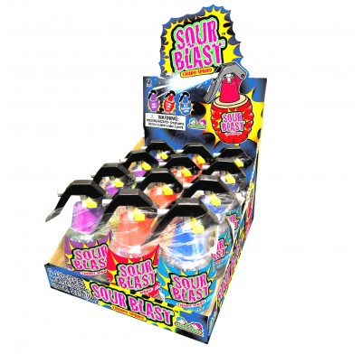 Sour Blast Candy Spray 12ct.