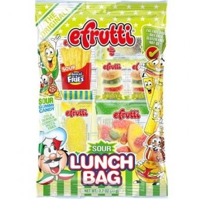 Sour Gummi Lunch Tray 2.7oz 12ct
