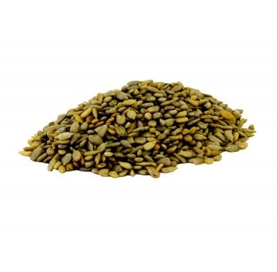 Grab 'n Go Sunflower Seeds Roasted Shelled No Salt 9oz.