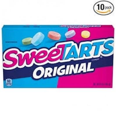 Sweetarts 5oz. Movie Theater Box