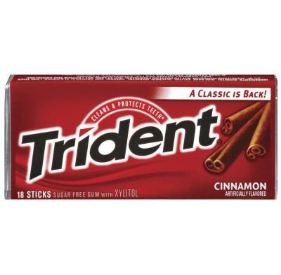 Trident Cinnamon 15ct