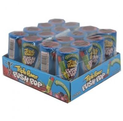 Push Pops Triple Power