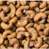 Cashews Roasted Salted 1 lb. Bag