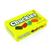 CHUCKLES 4oz.MOVIE THEATER BOX