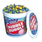 DUBBLE BUBBLE 180ct. ORIGINAL TUB