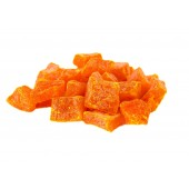 Grab 'n Go Dried Papaya Chunks 9oz.