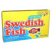 SWEDISH FISH RED 3.1oz. MOVIE THEATER BOX