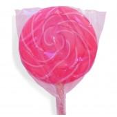 Color Splash Swirly Pops Hot Pink 1.5oz 12ct