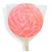 Color Splash Swirly Pops Baby Pink 1.5oz 12ct