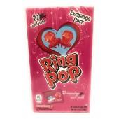 Valentine Ring Pops 22ct.