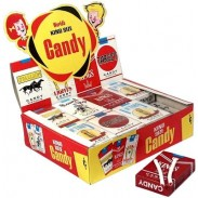 CANDY CIGARETTES STICKS-24 COUNT