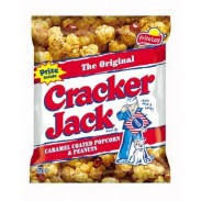 CRACKER JACKS 1.25oz. BAG 24ct