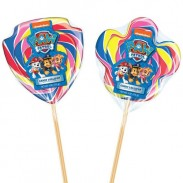 Paw Patrol Giant 4oz Lollipops 12ct