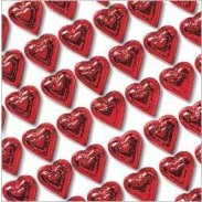 MADELAINE MILK CHOCOLATE HEARTS