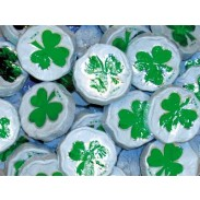 MADELAINE SHAMROCKS FOILED