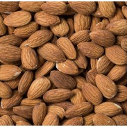 Almonds Raw California 1 lb. Bag