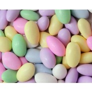 Jordan Almonds Pastel Assortment 1 lb. Bag