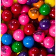 "Gumballs 1"" Assorted Colors"