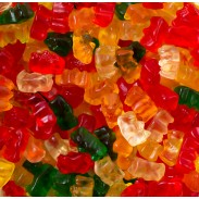 GUMMY BEARS (GOLD BEARS)