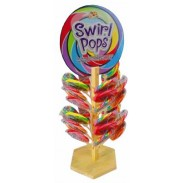 WHIRLY SWIRL POPS 3oz. 48ct.