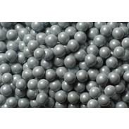 Sixlets Shimmer Silver