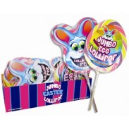LOLLI-BUNNY & EGG LOLLIPOPS 5oz.