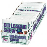 BIG LEAGUE CHEW GRAPE 12ct.