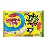 Swedish Fish / Sour Patch Kids Fun Size Assortment