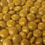 Milk Chocolate Gems 3lb Gold
