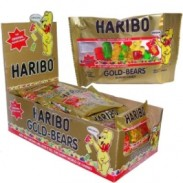 HARIBO GOLD BEARS 2oz BAGS 24ct