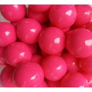 "Gumballs Bright Pink 1"" 2lbs."