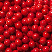 """Gumballs Red 1/2"""" 2lbs."""