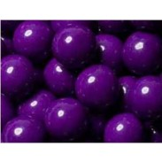 "Gumballs Pearl Purple 1"" 2lbs."