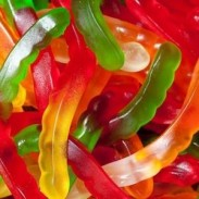 Grab n' Go Gummy Worms 11oz.